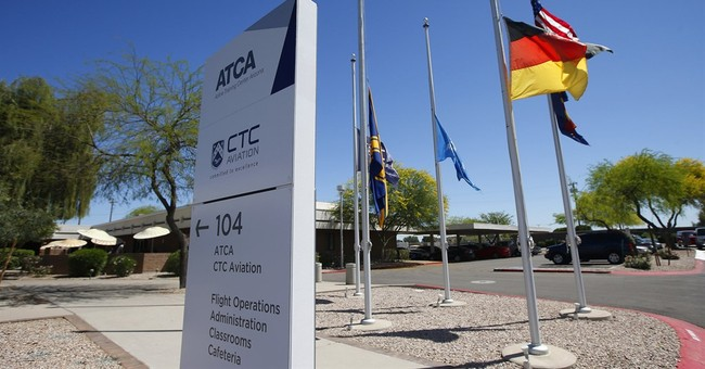 Families of Germanwings crash victims sue US flight school