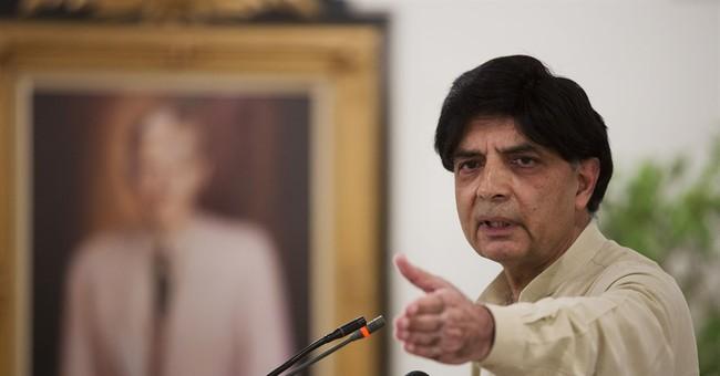 Pakistani premier arrives in London for medical treatment