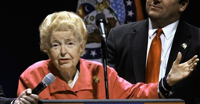GOP stalwart Schlafly faces strife following Trump support