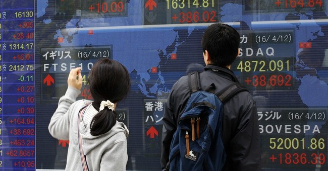 Global stocks rally after upbeat Chinese trade figures