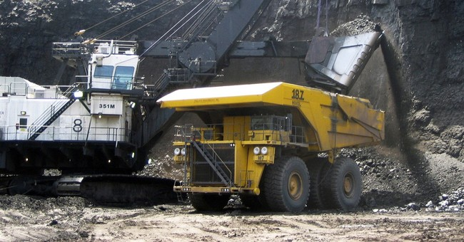Peabody Chapter 11, helps draw attention to coal reclamation