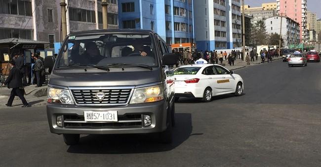 Rising N. Korea gas prices put pinch on traffic in capital