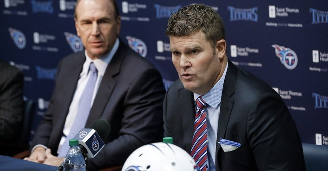 Big deal! Rams grab No. 1 overall draft pick from Titans