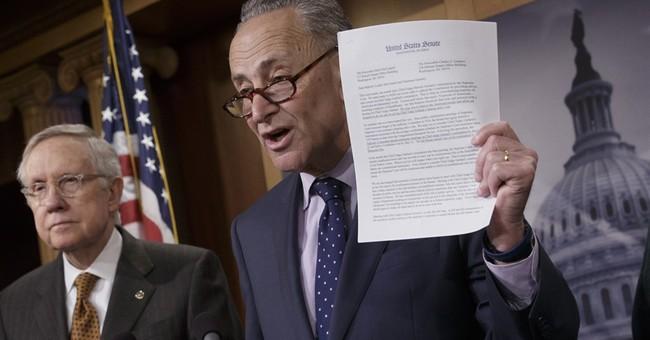 Democrats push McConnell, GOP on Supreme Court nomination