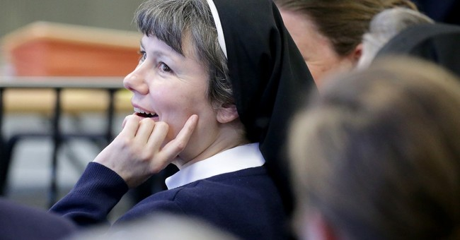 Philadelphia nun goes on trial on drunken driving charge