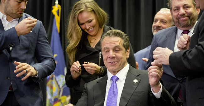 New York becomes last state to remove ban on pro MMA fights