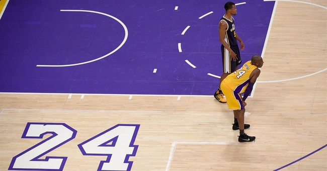 Kobe scores 60 points in unbelievable farewell victory