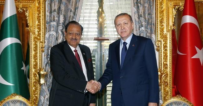 Turkey calls for Muslim anti-terrorism body at OIC meeting