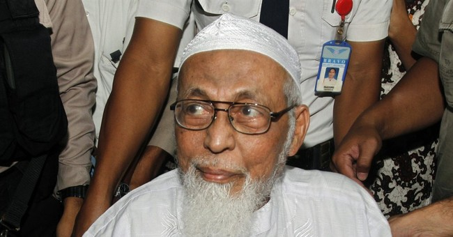 Indonesia moves jailed cleric amid inhumane treatment claim
