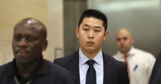 Conviction stands for ex-NYPD officer in stairwell shooting