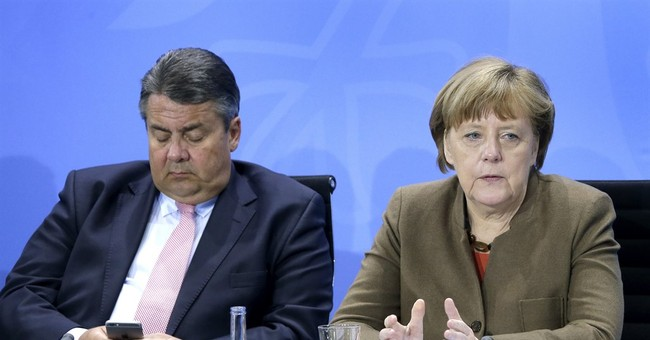 German governing parties agree on counterterrorism measures