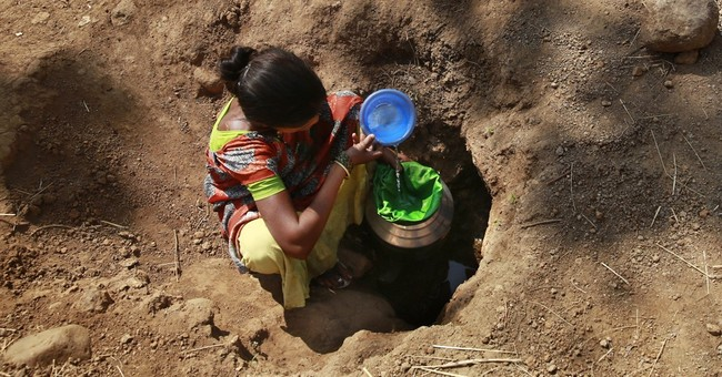 Poor policies blamed as India reels from drought, hardship