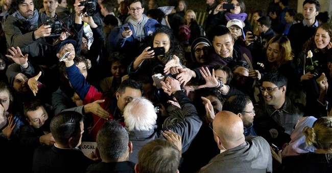 New York primary brings campaign tension to a boil _ again