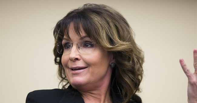 AP Interview: Palin says voters should decide GOP nominee