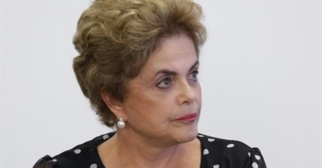 Brazil's highest court debates motion to block impeachment