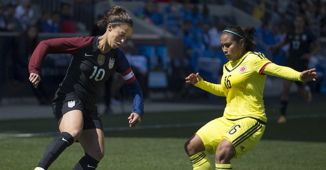 US women to face New Zealand, France, Colombia in Olympics