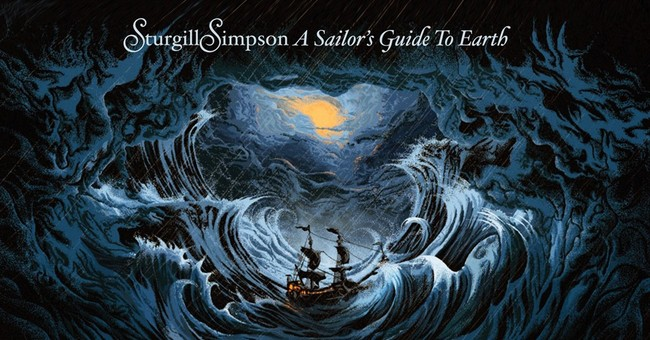 Review: Sturgill Simpson defies categorization with 'Sailor'