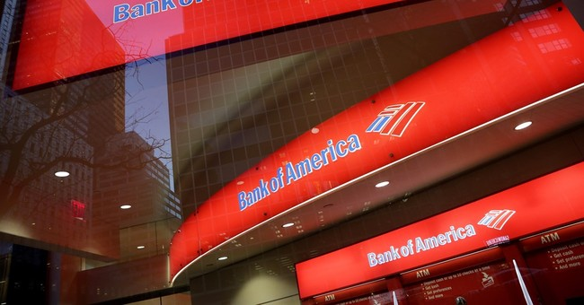 Bank of America profit drops 18 percent on weak trading unit