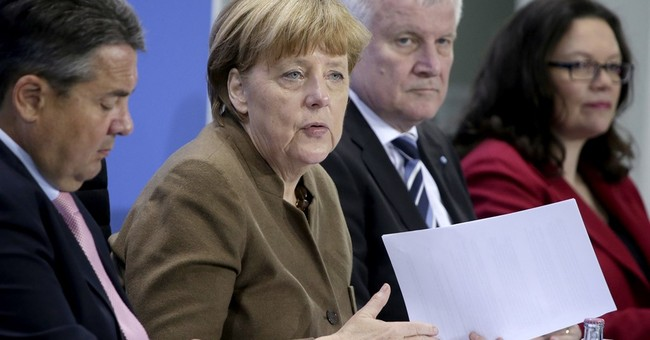 German parties agree on opening up more jobs for migrants