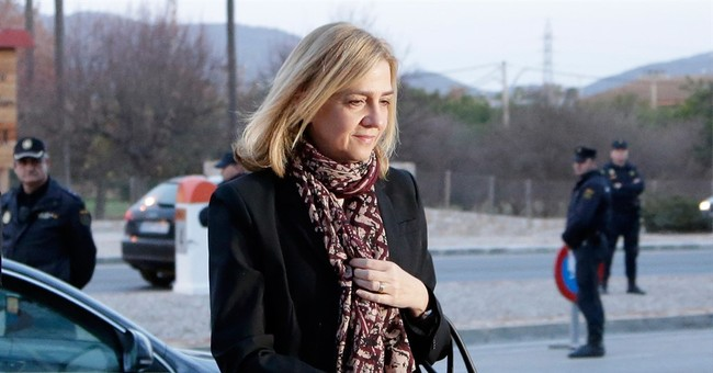 Spain: Princess Cristina's tax fraud accuser is arrested