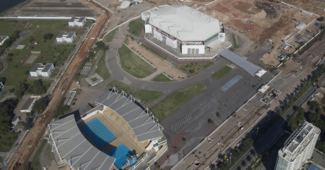 Rio contest offers a room with an Olympic view