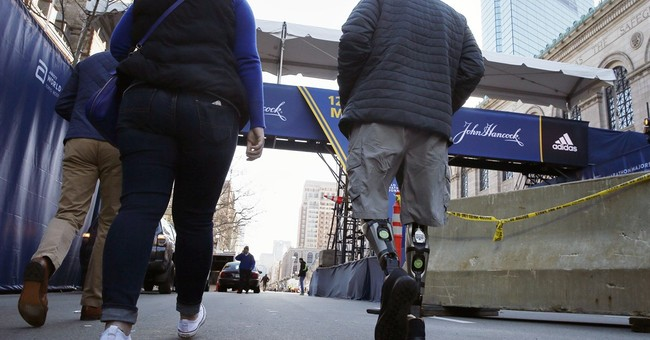 Boston marks 3rd anniversary of deadly marathon bombings