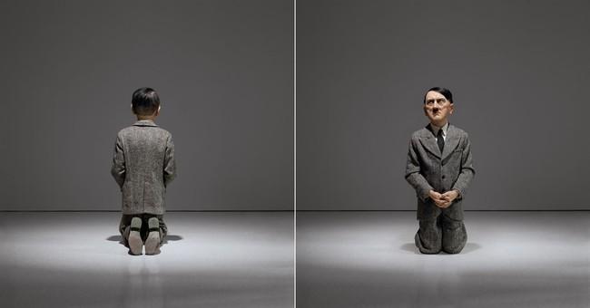 Kneeling Hitler sculpture could fetch over $10M at auction