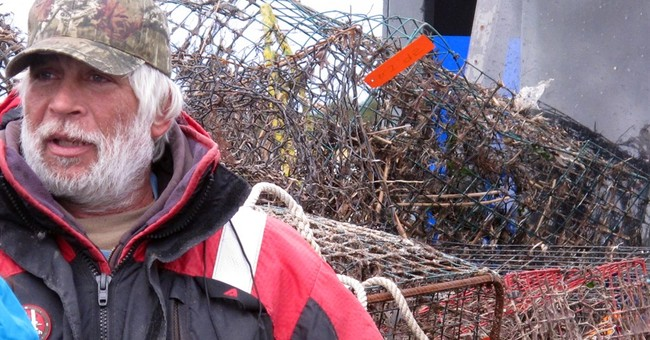 Land mines of the sea: Cleaning up lost fishing gear