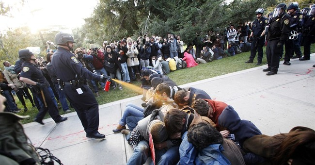 Student group wants UC chancellor to quit over PR spending