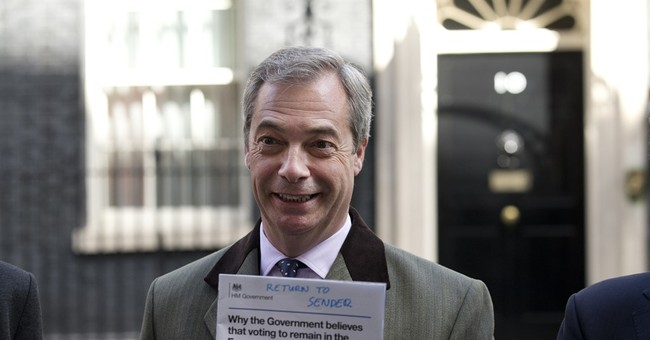 In or out? UK's EU referendum campaign officially kicks off