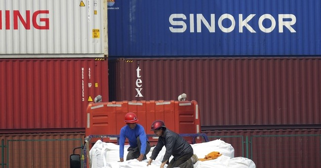 Has China's slowdown bottomed out? Growth at 6.7 pct in 1Q