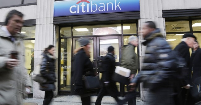 Citigroup's profit sinks 27 percent, but beats expectations