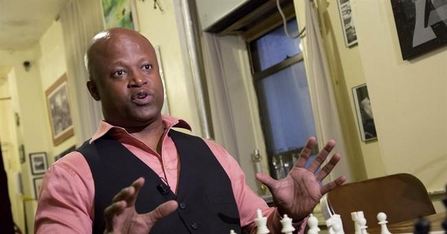 Correction: Black Chessmaster story