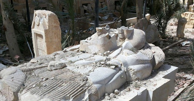 Grim new details of IS destruction in Syria's Palmyra museum
