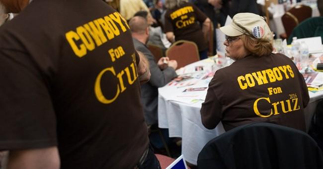 Cruz wins all 14 Wyoming Republican delegates