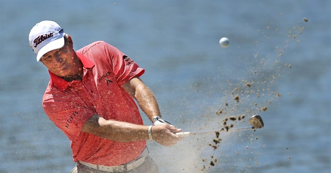 Austin shoots 64, beats Short in playoff to win Mitsubishi