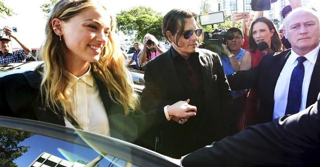 Australian minister: Depp dog apology video no award winner
