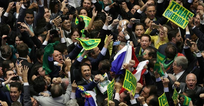 Brazil president faces fading chances to maintain power