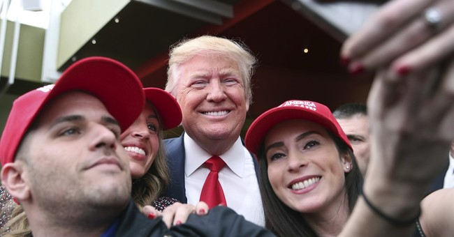 Trump, on Staten Island, finally gets his NYC homecoming
