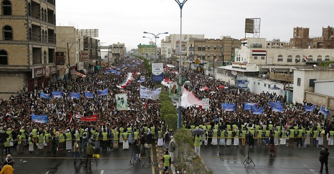 Yemeni rebels back out of peace talks at last moment