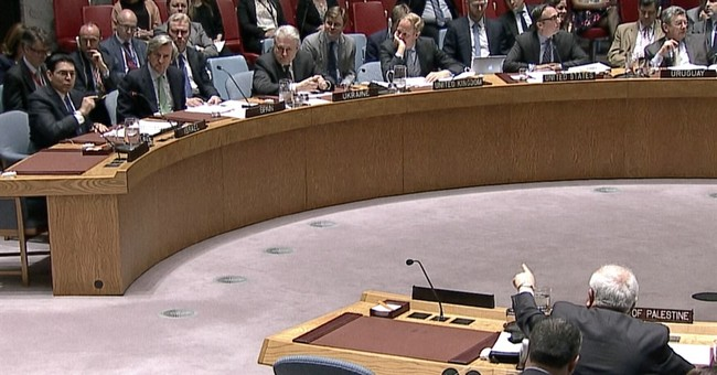Israel and Palestinians engage in rare UN shouting match
