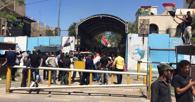 More followers of Iraqi Shiite cleric join rally in Baghdad
