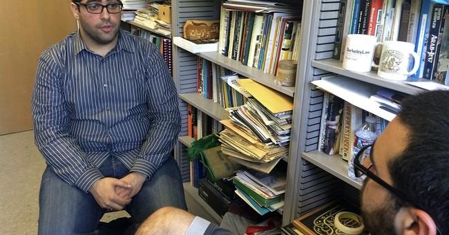 Arabic-speaking student says he was victim of Islamophobia