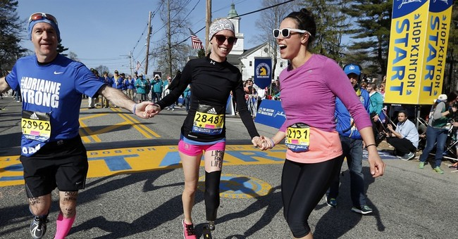 Survivor's Boston Marathon: 26.2 miles of agonizing ecstasy