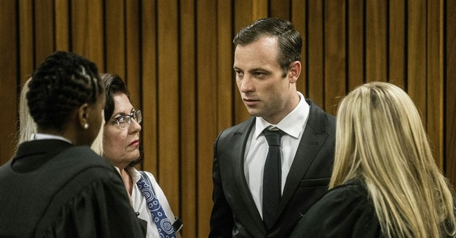 Pistorius family condemns claims he beat girlfriend with bat