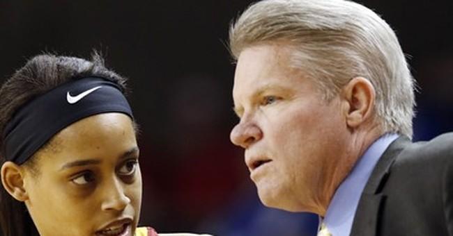APNewsBreak: Former Iowa St star Nikki Moody sues coach