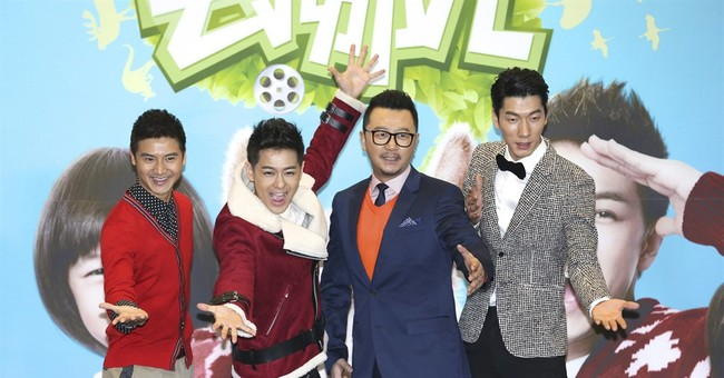 In crackdown on celebrity, China bans stars' kids from shows