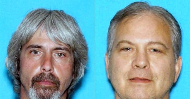 The Latest: 2 wanted in disappearance charged with murder