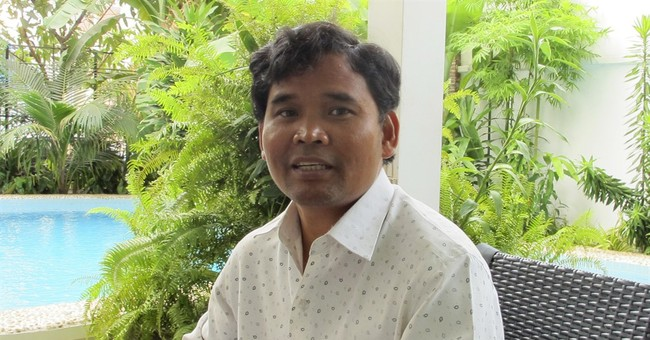 Defender of Cambodia's dwindling forests wins Goldman Prize