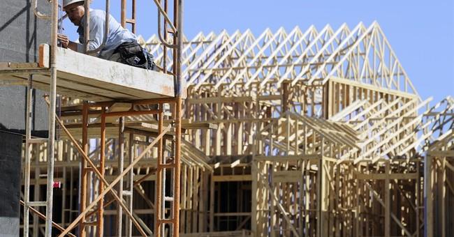 US homebuilder sentiment held steady in April